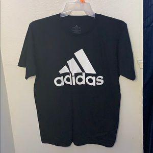 Black Adidas Tee